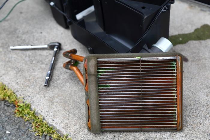 水漏れ修理のTJの経過報告_f0105425_17530107.jpg