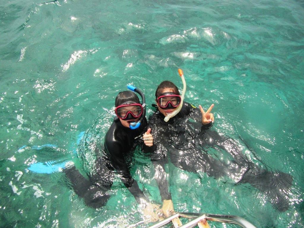 Finding sea turtle !!_a0189838_17020932.jpg