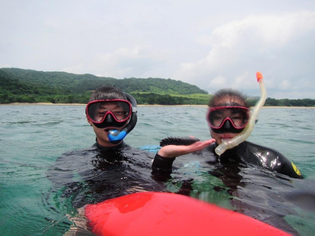 Finding sea turtle !!_a0189838_17034099.jpg