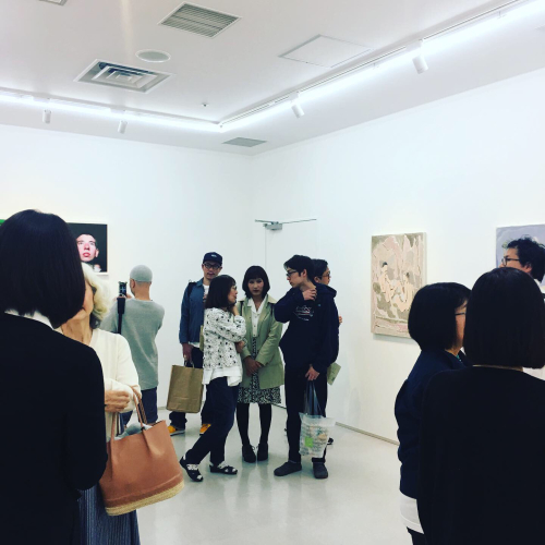 小山登美夫ギャラリーコレクション展5のようす_e0142956_08203685.jpg