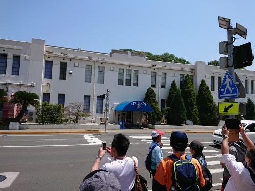 日米親善ベース歴史ツアー②_c0100865_22185495.jpg