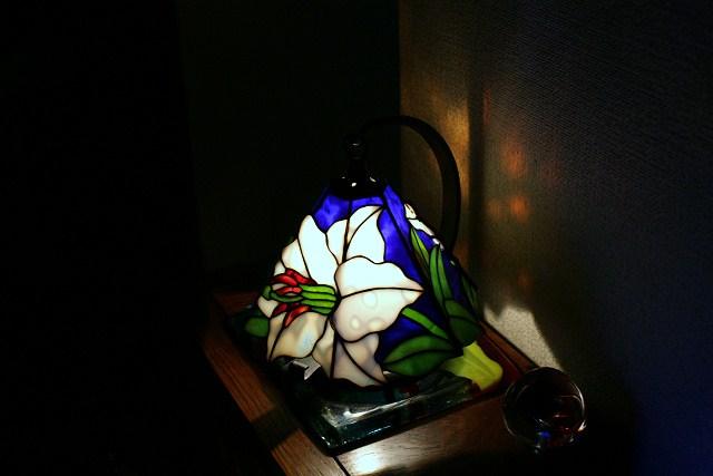 カサブランカの小ランプ お客様のもとへ_a0278866_1044937.jpg