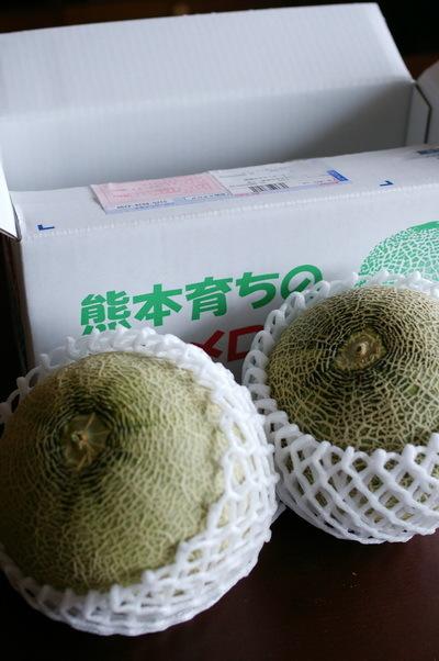 郵便局ふるさと会(熊本市赤肉メロン)と三毒史_d0327373_18425377.jpg
