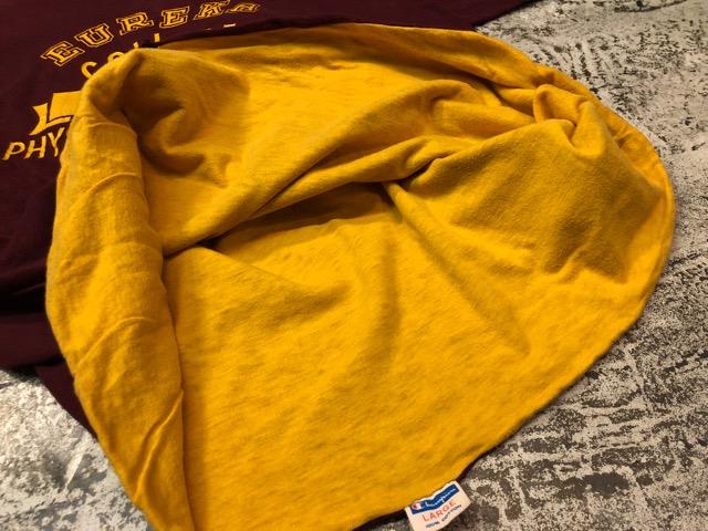 5月22日(水)マグネッツ大阪店ヴィンテージ入荷日!! #2 Reversible T-Shirt編! Champion & FSSC、Russell!!_c0078587_12494828.jpg