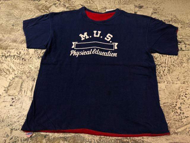 5月22日(水)マグネッツ大阪店ヴィンテージ入荷日!! #2 Reversible T-Shirt編! Champion & FSSC、Russell!!_c0078587_12502787.jpg