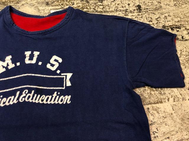 5月22日(水)マグネッツ大阪店ヴィンテージ入荷日!! #2 Reversible T-Shirt編! Champion & FSSC、Russell!!_c0078587_12504647.jpg
