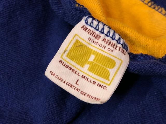 5月22日(水)マグネッツ大阪店ヴィンテージ入荷日!! #2 Reversible T-Shirt編! Champion & FSSC、Russell!!_c0078587_1331640.jpg