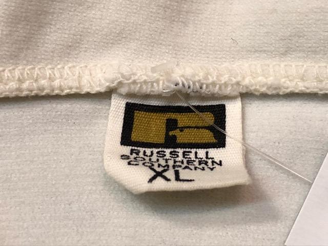 5月22日(水)マグネッツ大阪店ヴィンテージ入荷日!! #3 Russell編! 50\'s Southern & 60\'~70\'s Russell!!_c0078587_13335239.jpg