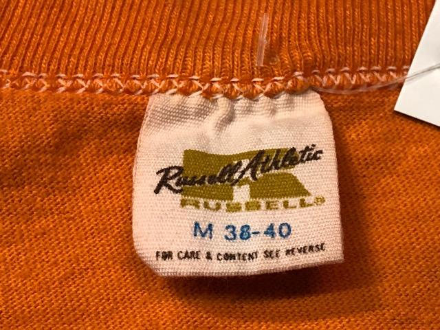 5月22日(水)マグネッツ大阪店ヴィンテージ入荷日!! #3 Russell編! 50\'s Southern & 60\'~70\'s Russell!!_c0078587_13382869.jpg
