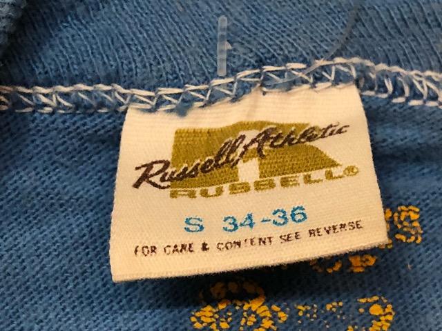 5月22日(水)マグネッツ大阪店ヴィンテージ入荷日!! #3 Russell編! 50\'s Southern & 60\'~70\'s Russell!!_c0078587_13413564.jpg