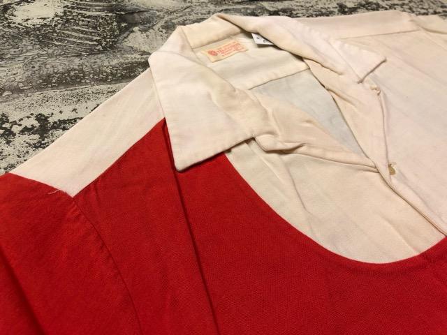 5月22日(水)マグネッツ大阪店ヴィンテージ入荷日!! #4 VintageShirt編! 50\'s Mobile Print & 50\'s GENERAL ELECTRIC!!_c0078587_14102418.jpg