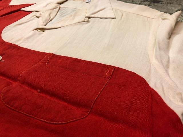 5月22日(水)マグネッツ大阪店ヴィンテージ入荷日!! #4 VintageShirt編! 50\'s Mobile Print & 50\'s GENERAL ELECTRIC!!_c0078587_1410334.jpg