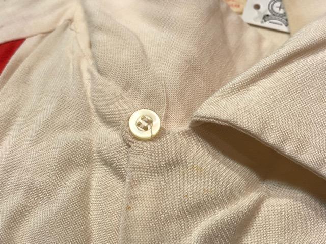 5月22日(水)マグネッツ大阪店ヴィンテージ入荷日!! #4 VintageShirt編! 50\'s Mobile Print & 50\'s GENERAL ELECTRIC!!_c0078587_14112651.jpg