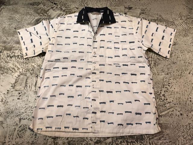 5月22日(水)マグネッツ大阪店ヴィンテージ入荷日!! #4 VintageShirt編! 50\'s Mobile Print & 50\'s GENERAL ELECTRIC!!_c0078587_14123798.jpg