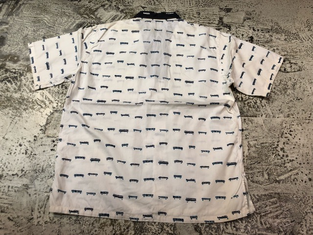 5月22日(水)マグネッツ大阪店ヴィンテージ入荷日!! #4 VintageShirt編! 50\'s Mobile Print & 50\'s GENERAL ELECTRIC!!_c0078587_14124664.jpg