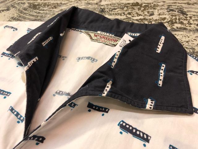 5月22日(水)マグネッツ大阪店ヴィンテージ入荷日!! #4 VintageShirt編! 50\'s Mobile Print & 50\'s GENERAL ELECTRIC!!_c0078587_1413148.jpg