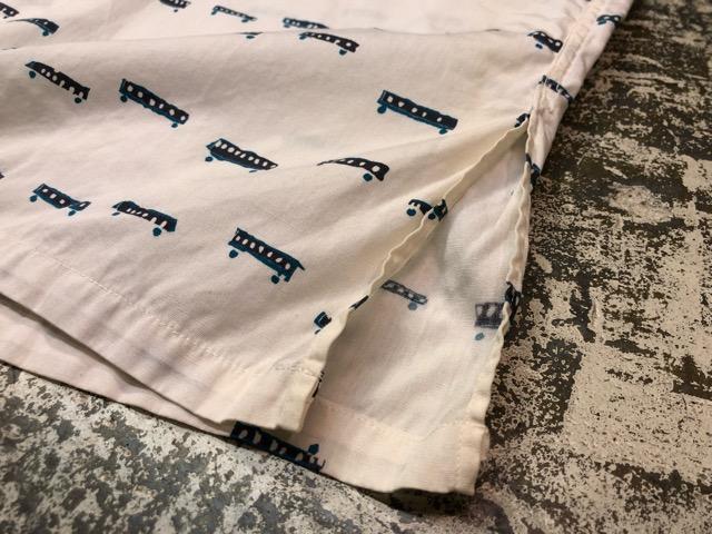 5月22日(水)マグネッツ大阪店ヴィンテージ入荷日!! #4 VintageShirt編! 50\'s Mobile Print & 50\'s GENERAL ELECTRIC!!_c0078587_14135523.jpg