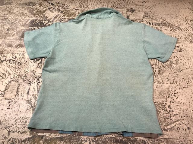 5月22日(水)マグネッツ大阪店ヴィンテージ入荷日!! #4 VintageShirt編! 50\'s Mobile Print & 50\'s GENERAL ELECTRIC!!_c0078587_1414301.jpg