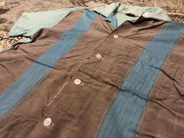 5月22日(水)マグネッツ大阪店ヴィンテージ入荷日!! #4 VintageShirt編! 50\'s Mobile Print & 50\'s GENERAL ELECTRIC!!_c0078587_14152796.jpg
