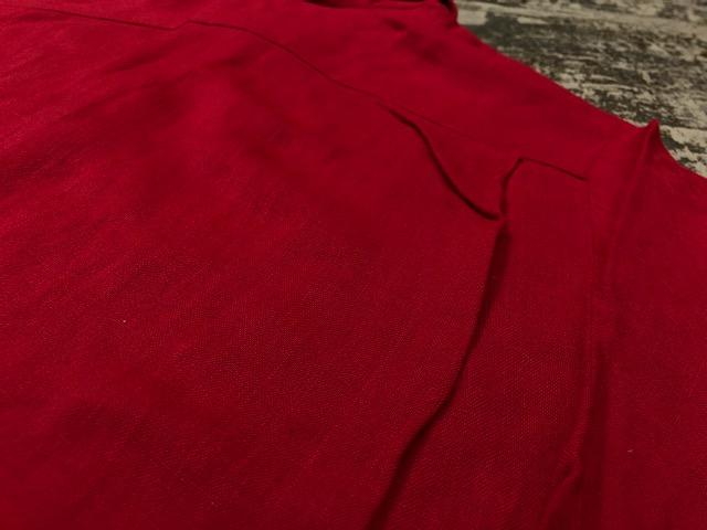5月22日(水)マグネッツ大阪店ヴィンテージ入荷日!! #4 VintageShirt編! 50\'s Mobile Print & 50\'s GENERAL ELECTRIC!!_c0078587_14163911.jpg