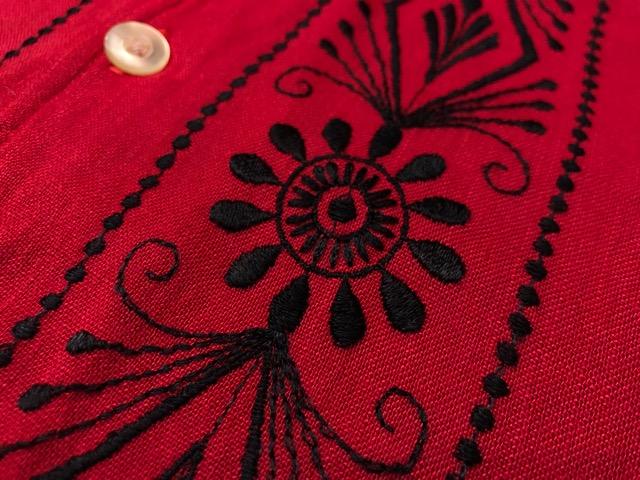 5月22日(水)マグネッツ大阪店ヴィンテージ入荷日!! #4 VintageShirt編! 50\'s Mobile Print & 50\'s GENERAL ELECTRIC!!_c0078587_14165515.jpg