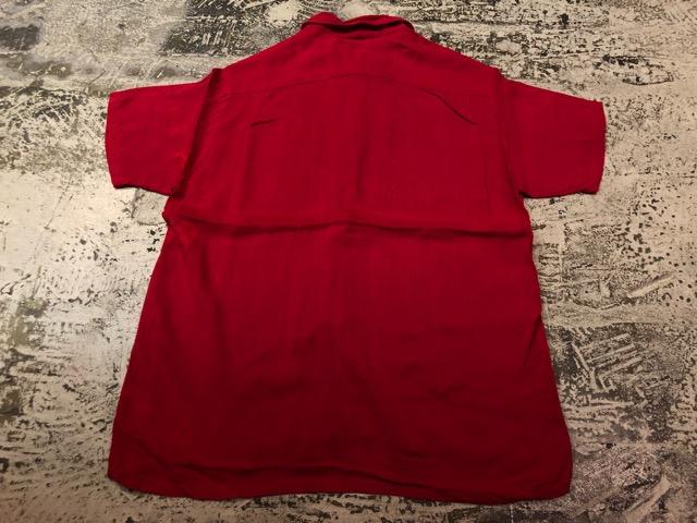 5月22日(水)マグネッツ大阪店ヴィンテージ入荷日!! #4 VintageShirt編! 50\'s Mobile Print & 50\'s GENERAL ELECTRIC!!_c0078587_1416564.jpg