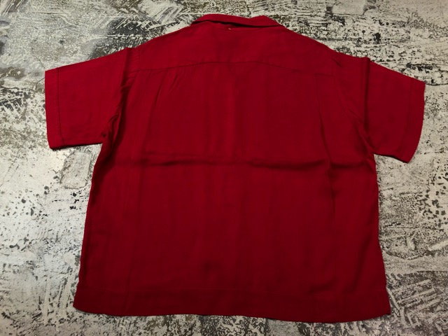 5月22日(水)マグネッツ大阪店ヴィンテージ入荷日!! #4 VintageShirt編! 50\'s Mobile Print & 50\'s GENERAL ELECTRIC!!_c0078587_14171953.jpg
