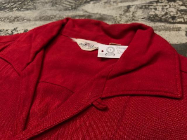 5月22日(水)マグネッツ大阪店ヴィンテージ入荷日!! #4 VintageShirt編! 50\'s Mobile Print & 50\'s GENERAL ELECTRIC!!_c0078587_14175174.jpg