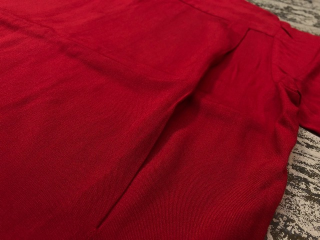 5月22日(水)マグネッツ大阪店ヴィンテージ入荷日!! #4 VintageShirt編! 50\'s Mobile Print & 50\'s GENERAL ELECTRIC!!_c0078587_1418295.jpg