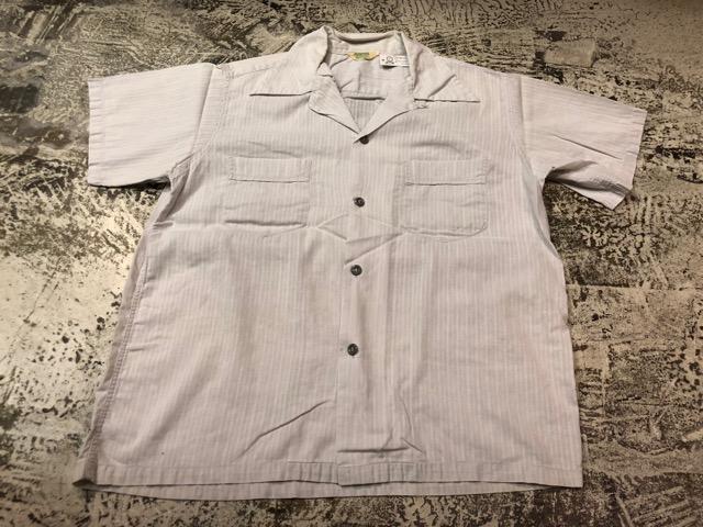 5月22日(水)マグネッツ大阪店ヴィンテージ入荷日!! #4 VintageShirt編! 50\'s Mobile Print & 50\'s GENERAL ELECTRIC!!_c0078587_14191896.jpg