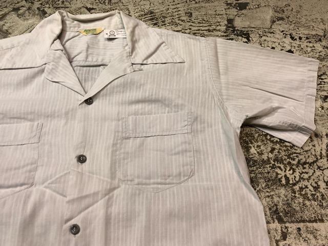 5月22日(水)マグネッツ大阪店ヴィンテージ入荷日!! #4 VintageShirt編! 50\'s Mobile Print & 50\'s GENERAL ELECTRIC!!_c0078587_14194116.jpg