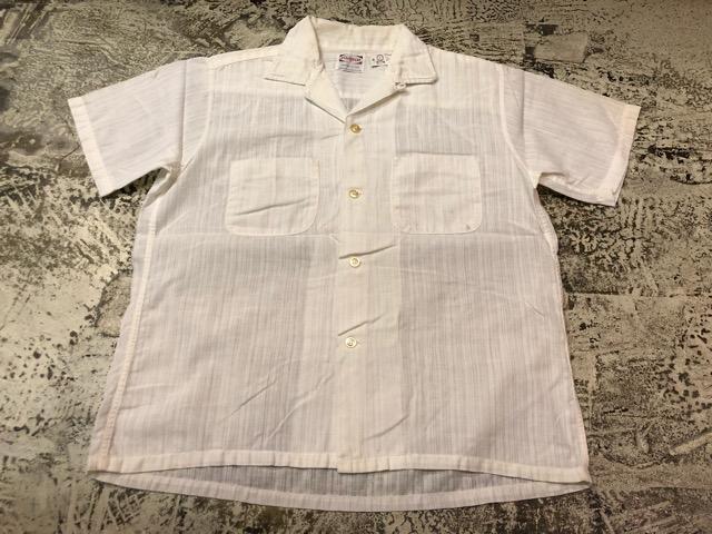 5月22日(水)マグネッツ大阪店ヴィンテージ入荷日!! #4 VintageShirt編! 50\'s Mobile Print & 50\'s GENERAL ELECTRIC!!_c0078587_14203415.jpg