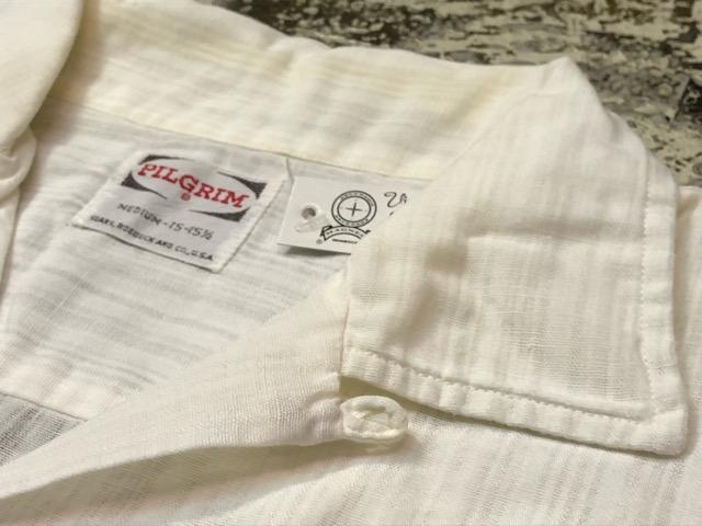 5月22日(水)マグネッツ大阪店ヴィンテージ入荷日!! #4 VintageShirt編! 50\'s Mobile Print & 50\'s GENERAL ELECTRIC!!_c0078587_14211430.jpg