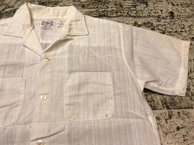 5月22日(水)マグネッツ大阪店ヴィンテージ入荷日!! #4 VintageShirt編! 50\'s Mobile Print & 50\'s GENERAL ELECTRIC!!_c0078587_1421569.jpg