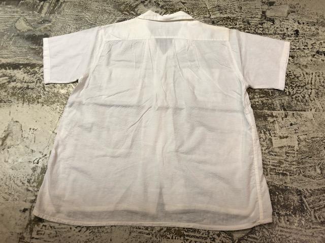 5月22日(水)マグネッツ大阪店ヴィンテージ入荷日!! #4 VintageShirt編! 50\'s Mobile Print & 50\'s GENERAL ELECTRIC!!_c0078587_14221159.jpg