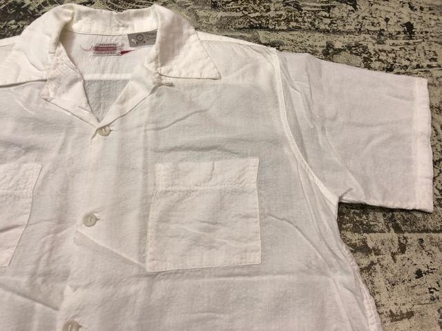5月22日(水)マグネッツ大阪店ヴィンテージ入荷日!! #4 VintageShirt編! 50\'s Mobile Print & 50\'s GENERAL ELECTRIC!!_c0078587_14222646.jpg