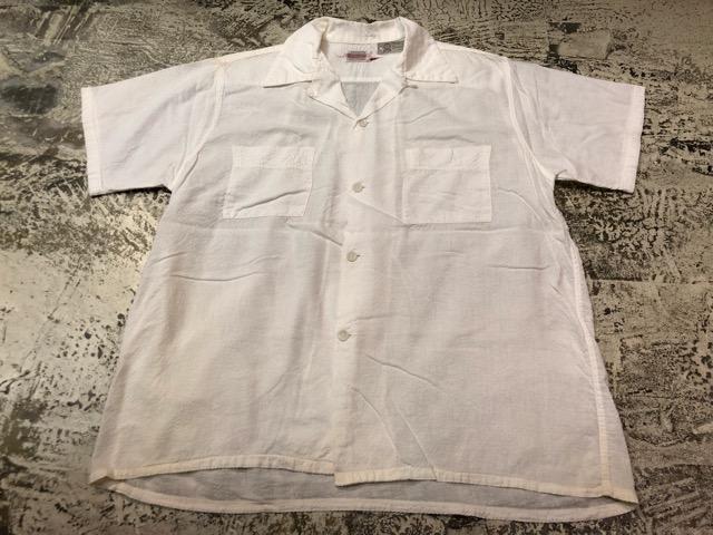 5月22日(水)マグネッツ大阪店ヴィンテージ入荷日!! #4 VintageShirt編! 50\'s Mobile Print & 50\'s GENERAL ELECTRIC!!_c0078587_1422392.jpg