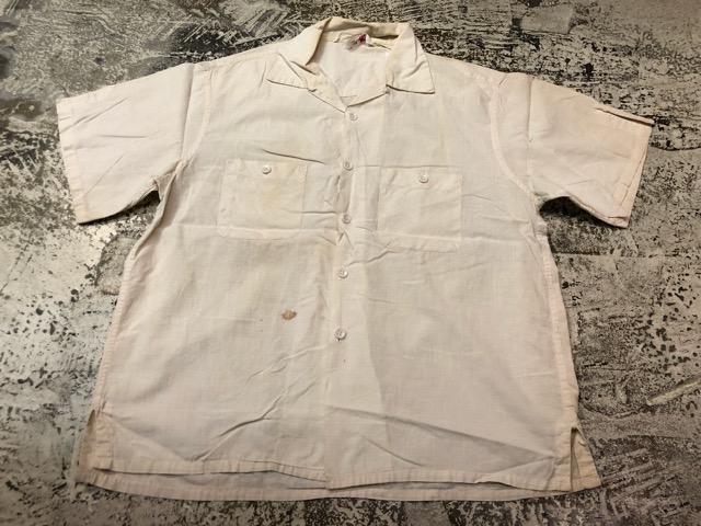 5月22日(水)マグネッツ大阪店ヴィンテージ入荷日!! #4 VintageShirt編! 50\'s Mobile Print & 50\'s GENERAL ELECTRIC!!_c0078587_14232399.jpg