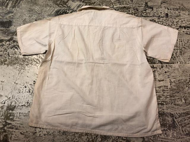 5月22日(水)マグネッツ大阪店ヴィンテージ入荷日!! #4 VintageShirt編! 50\'s Mobile Print & 50\'s GENERAL ELECTRIC!!_c0078587_14233481.jpg