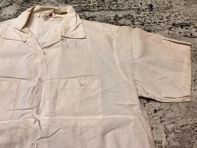 5月22日(水)マグネッツ大阪店ヴィンテージ入荷日!! #4 VintageShirt編! 50\'s Mobile Print & 50\'s GENERAL ELECTRIC!!_c0078587_14234854.jpg