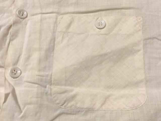 5月22日(水)マグネッツ大阪店ヴィンテージ入荷日!! #4 VintageShirt編! 50\'s Mobile Print & 50\'s GENERAL ELECTRIC!!_c0078587_14241473.jpg