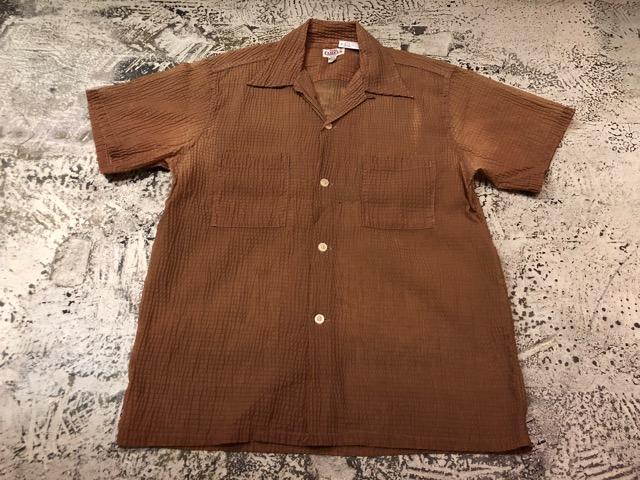 5月22日(水)マグネッツ大阪店ヴィンテージ入荷日!! #4 VintageShirt編! 50\'s Mobile Print & 50\'s GENERAL ELECTRIC!!_c0078587_14251223.jpg