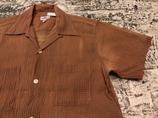 5月22日(水)マグネッツ大阪店ヴィンテージ入荷日!! #4 VintageShirt編! 50\'s Mobile Print & 50\'s GENERAL ELECTRIC!!_c0078587_14382045.jpg
