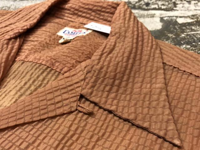 5月22日(水)マグネッツ大阪店ヴィンテージ入荷日!! #4 VintageShirt編! 50\'s Mobile Print & 50\'s GENERAL ELECTRIC!!_c0078587_14385852.jpg