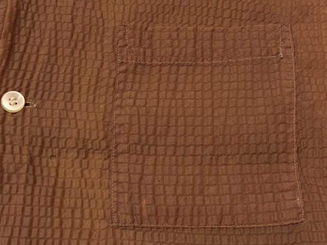 5月22日(水)マグネッツ大阪店ヴィンテージ入荷日!! #4 VintageShirt編! 50\'s Mobile Print & 50\'s GENERAL ELECTRIC!!_c0078587_14391886.jpg