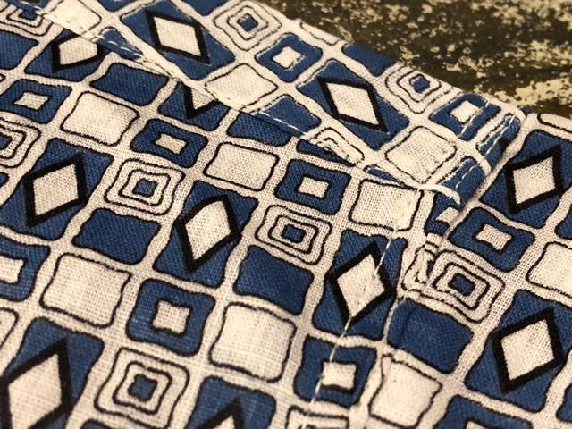 5月22日(水)マグネッツ大阪店ヴィンテージ入荷日!! #4 VintageShirt編! 50\'s Mobile Print & 50\'s GENERAL ELECTRIC!!_c0078587_14405114.jpg