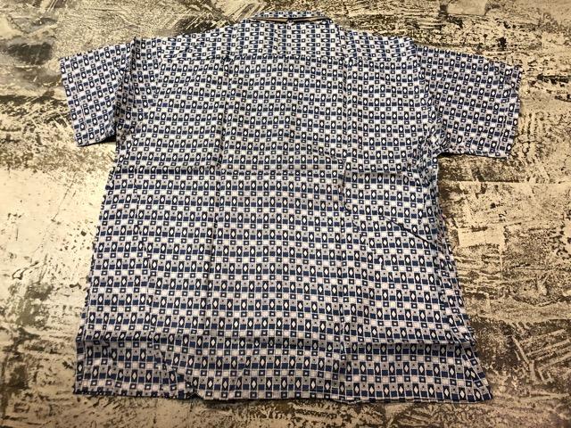 5月22日(水)マグネッツ大阪店ヴィンテージ入荷日!! #4 VintageShirt編! 50\'s Mobile Print & 50\'s GENERAL ELECTRIC!!_c0078587_14411852.jpg