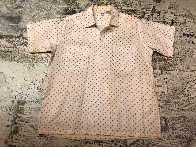 5月22日(水)マグネッツ大阪店ヴィンテージ入荷日!! #4 VintageShirt編! 50\'s Mobile Print & 50\'s GENERAL ELECTRIC!!_c0078587_14413090.jpg