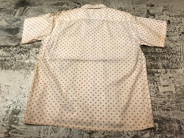 5月22日(水)マグネッツ大阪店ヴィンテージ入荷日!! #4 VintageShirt編! 50\'s Mobile Print & 50\'s GENERAL ELECTRIC!!_c0078587_1441386.jpg