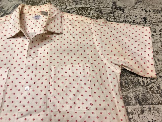 5月22日(水)マグネッツ大阪店ヴィンテージ入荷日!! #4 VintageShirt編! 50\'s Mobile Print & 50\'s GENERAL ELECTRIC!!_c0078587_14415164.jpg
